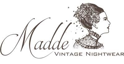 Madde Vintage Nightwear