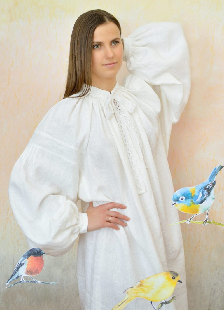 Traditional Gown of Vecpiebalga